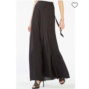 BCBGMaxAzria Aviva Wrap Maxi Skirt RARE ✨